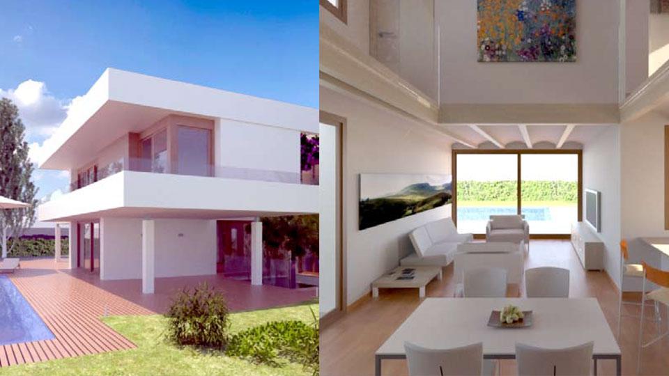Villa Moraira reconocimiento internacional
