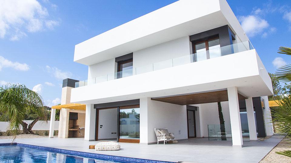 Villa Moraira obtiene el reconocimiento internacional BREEAM®