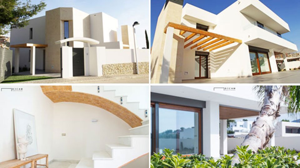 Villa Moraira, construcción sostenible en la Costa Blanca