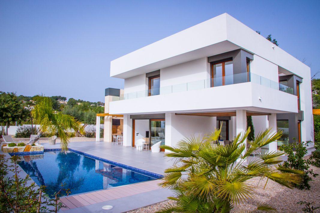 Villa Moraira: visita a la casa que respira