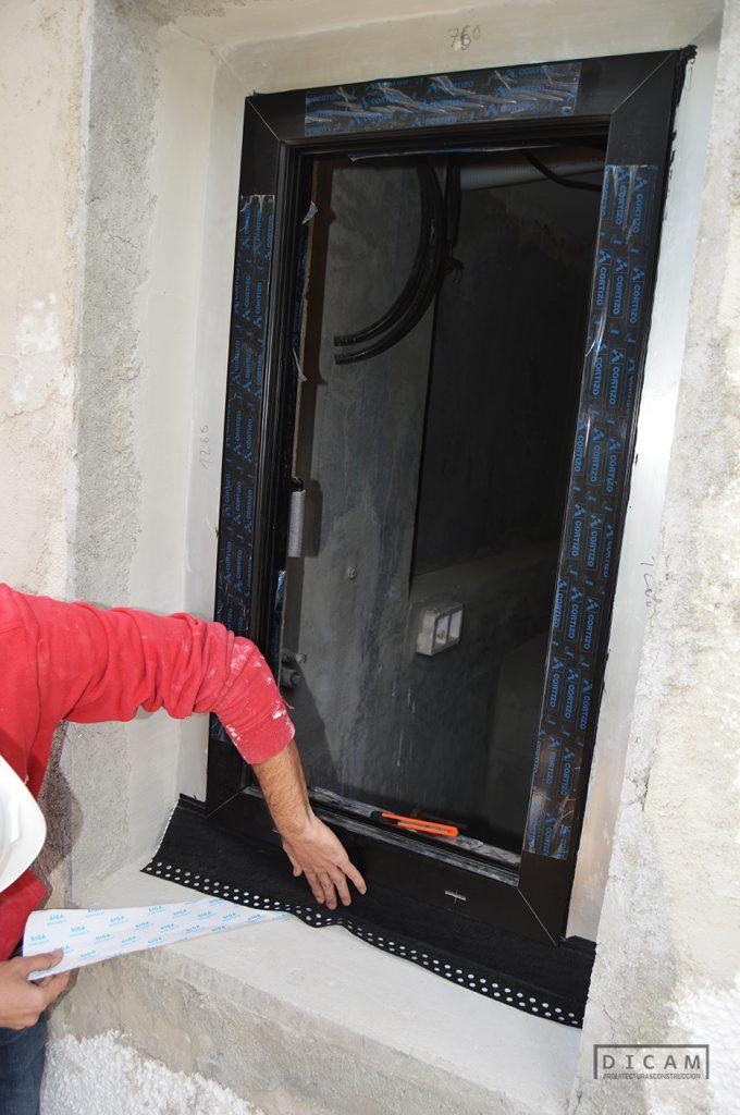montaje carpinteria exterior